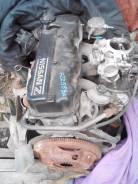 Двигатель. Nissan Atlas Двигатель Z18