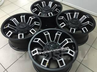 Light Sport Wheels LS 235. 9.0x17, 5x139.70, 5x150.00, ET-6, ЦО 110,5мм.