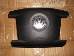 Крышка подушки безопасности. Volkswagen Touareg, 7L6, 7LA, 7L7 Двигатели: BPE, BKS, CBWA, BAC, CFRA, CASA, BLE, BJN, BHK, BLK, CASC, BPD, BAR, BWF, BH...