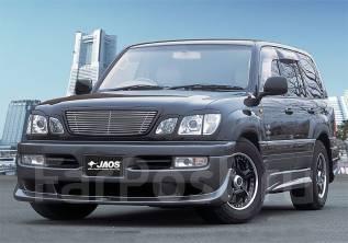 Обвес кузова аэродинамический. Toyota Land Cruiser Cygnus, UZJ100W