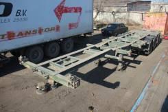 "HFR SB240, 2001. Продам европейский 40""х1,45""х1,20""х2,20""х1 контейнерный полуприцеп., 39 000 кг."
