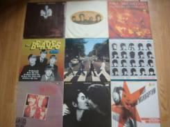 """Винил группа """" Beatles """" : 9 альбомов ( 10 пластинок ) одним лотом"""