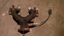 Коллектор выпускной. Nissan Bluebird Двигатель QG18DE