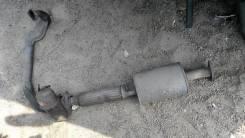 Приемная труба глушителя. Mazda Bongo, SSF8R Двигатель RF