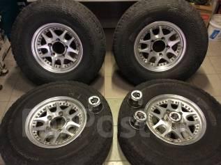"""Колёса R16 Toyota L. C.100 (Lodio Drive). 8.0x16"""" 5x150.00 ET48 ЦО 112,0мм."""