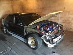 Глушитель. Honda Civic Двигатель D15B