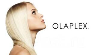 Окрашивание и восстановление волос с olaplex