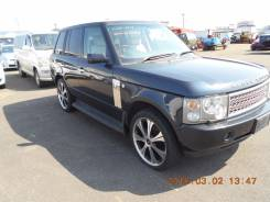 Решетка радиатора. Land Rover Range Rover