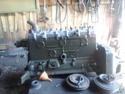 Двигатель в сборе. ГАЗ 52