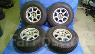 Bridgestone Dueler DM-01. Зимние, без шипов, 2010 год, износ: 5%, 4 шт