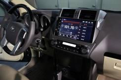 Магнитола. Toyota Land Cruiser Prado