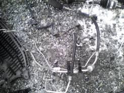 Трубка кондиционера. Toyota Corolla Fielder, NZE141, NZE144 Двигатель 1NZFE