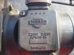 Датчик расхода воздуха. Nissan Terrano, PR50 Двигатели: TD27, TD27ETI, TD27TI