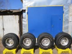 Centerline Wheels. 10.0x15, 6x139.70, ET-20, ЦО 108,0мм.