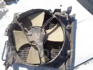 Радиатор кондиционера. Honda Civic Двигатель ZC