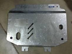 Защита картера двигателя и КПП на Suzuki Splash