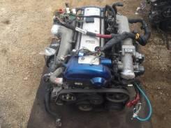 ДВС двигатель на разбор jzx100 1jz-gte vvt-i HKS2835 SARD540