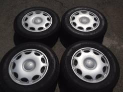 """Колеса зима резина Yokohama Guardex диски Subaru. 6.0x15"""" 5x100.00 ET55"""