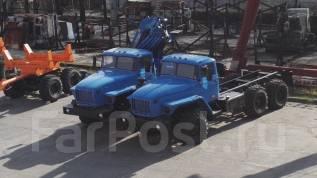 Урал. 5557, усиленный, Двигатель ЯМЗ-236НЕ2(евро3), под любую навеску, 11 250 куб. см., 12 000 кг.
