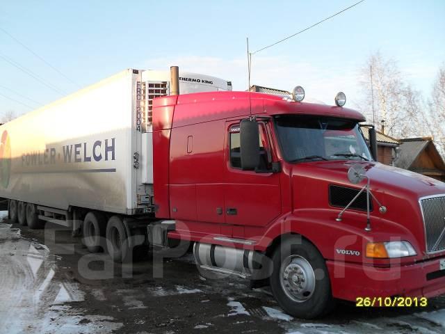 авторазборка грузовиков в красноярске вольво америка внл