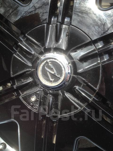305/40R22 TOYO литье Zinik 6х139,7 б/пробега. 9.5x22 6x139.70 ET15