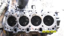 Блок цилиндров. Toyota Land Cruiser Prado Двигатель 1KZTE