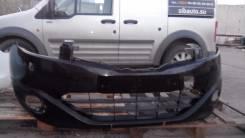 Бампер. Nissan Qashqai, J10 Nissan Qashqai+2 Двигатели: HR16DE, MR20DE