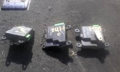 Сервопривод заслонок печки. Honda Civic, UA-EU1, LA-EU1, EU1, LAEU1, UAEU1 Двигатель D15B
