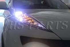 Габаритный огонь. Nissan Juke, YF15, F15, NF15 Двигатели: HR16DE, MR16DDT, HR15DE