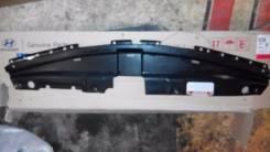 Дефлектор радиатора. Hyundai Solaris, RB