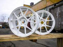 Weds Sport TC105N. 7.5x18, 5x114.30, ET48, ЦО 71,0мм.