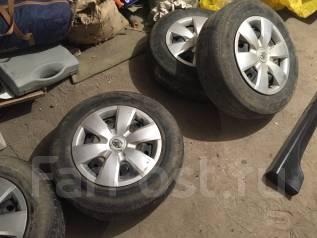 Продам колеса Dunlop. x14 4x100.00