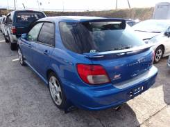 Спойлер. Subaru Impreza WRX, GGB, GGA