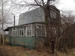 Двухэтажная дача. От частного лица (собственник). Фото участка