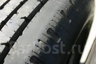 Bridgestone R202. Летние, 2011 год, износ: 10%, 2 шт