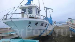 продам шхуну рыболовно транспортную