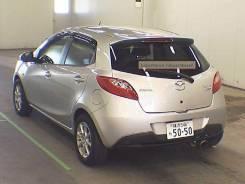 Спойлер. Mazda Demio