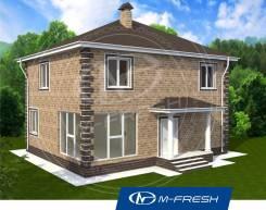 M-fresh Candy hall-зеркальный. 200-300 кв. м., 2 этажа, 6 комнат, кирпич