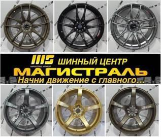 Новое поступление литых дисков WORK, Prodrive, Vossen, RAYS.