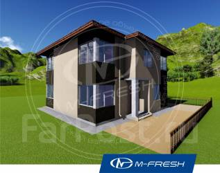 M-fresh Fiiiiieee-esta!. 200-300 кв. м., 2 этажа, 6 комнат, кирпич