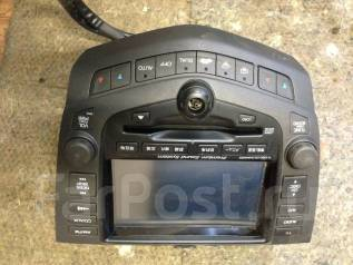 Аудио-видео система. Honda Accord, CM2, CL9, CL7 Двигатель K20A
