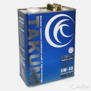 Takumi. Вязкость 5W-40, синтетическое