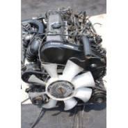 Двигатель. Mitsubishi Delica