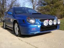 Заглушки противотуманных фар Prodrive Style Subaru Impreza, GD