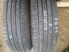 Dunlop Grandtrek PT3. Летние, 2014 год, 10%, 2 шт