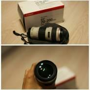 Canon 70-200 f/4L USM. диаметр фильтра 67 мм