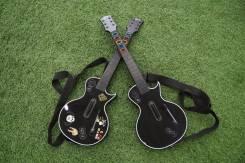 Гитары для PS3 Playsyayion 3 (Guitar Hero) +игры +медиаторы