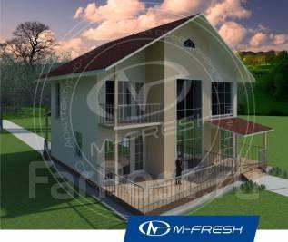 M-fresh Sweet life. 200-300 кв. м., 2 этажа, 4 комнаты, бетон