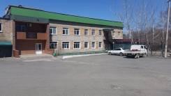 Офисные помещения 400р. 1 200 кв.м., улица Куйбышева 9а, р-н 19 школа. Дом снаружи