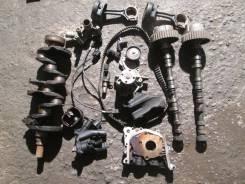 Двигатель в сборе. Ford Focus Двигатели: HXDA, HXDB, SIDA
